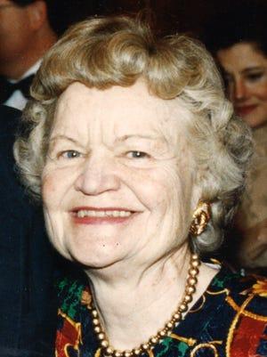 Hortense Hayes Powell Cooper, mother of U.S. Rep. Jim Cooper and Councilman John Cooper, 98.