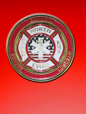 North Lyon Fire Chief Scott Huntley will not be placed on administrative leave.