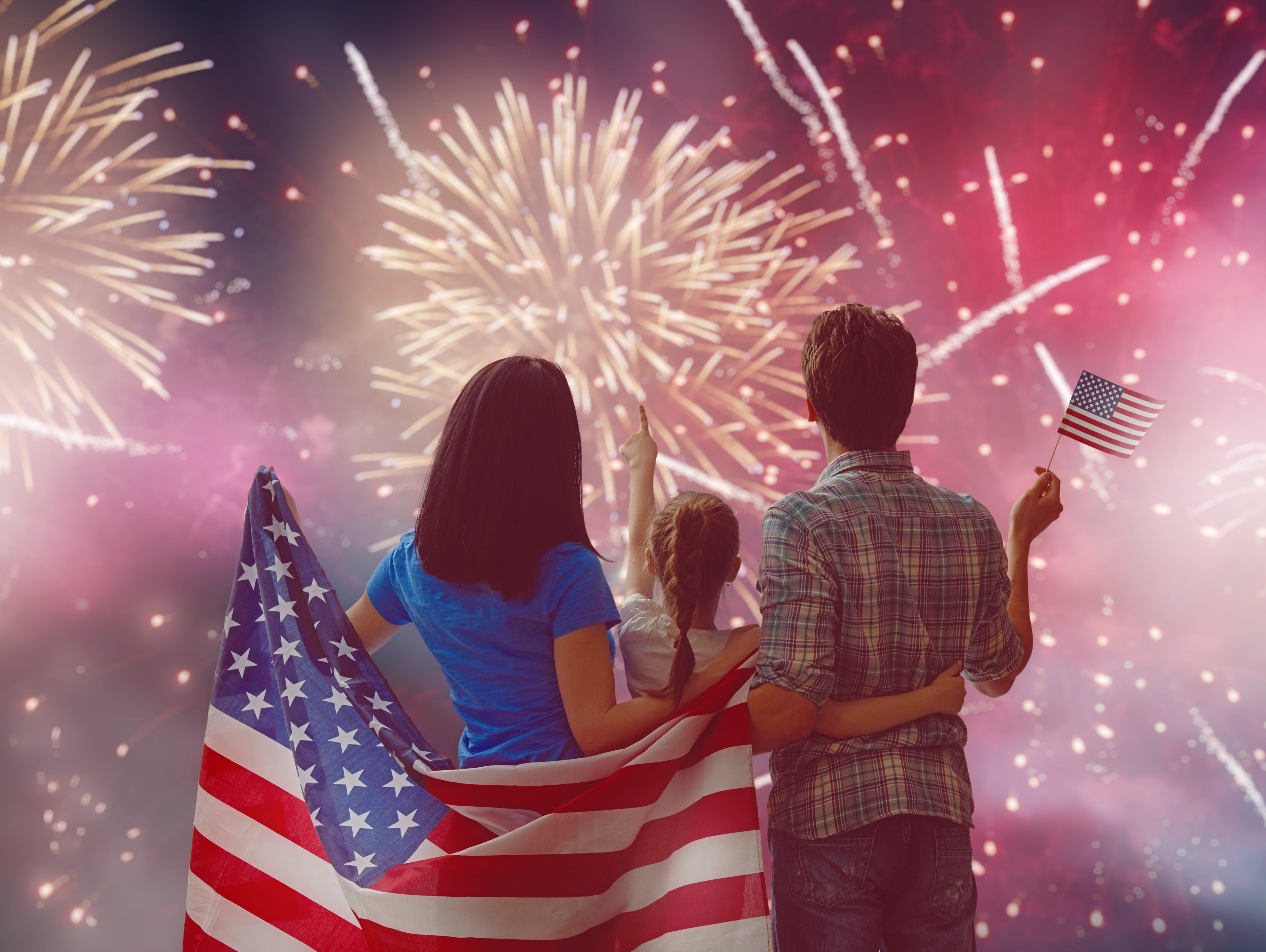 Enter 6/20-6/27 for your chance to celebrate our nation at one of the state's largest Fourth of July events.
