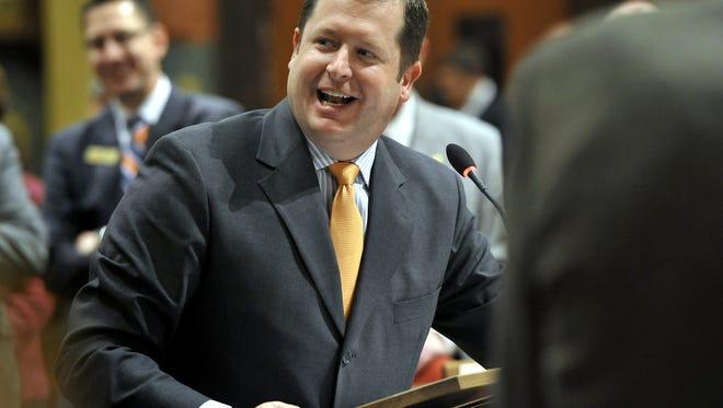 Former House Speaker Jase Bolger