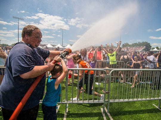 People from across the region enjoy KFEST 2014 at Dutchess