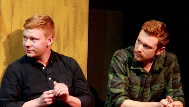 """Catch """"Gingers On Ice,"""" a live blend of sketch, improv, and stand-up comedy, 8 p.m. Thursday, June 16, at Capitol City Theater."""