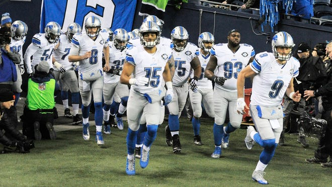 USA Today predicted the Lions will finish in the NFC North's cellar with a 5-11 record in 2017.