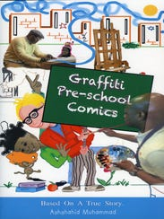"""Graffiti Pre-School Comics"" is aimed at inner-city"