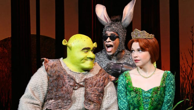 Sutton Foster originated the role of Princess Fiona in the Broadway version of Shrek the Musical, which debuted in 2008. Foster said what she loves most about Shrek the Musical is how it has an enormous heart and is all about friendships and relationships.