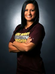 All-South Texas Coach of the Year Sally DeLeon from