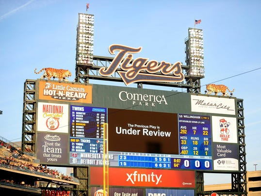 Detroit sports scores, stats and schedules