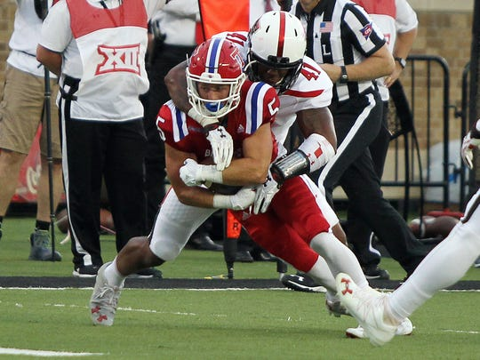 Trent Taylor ranks second in the FBS with 66 catches and 861 yards.