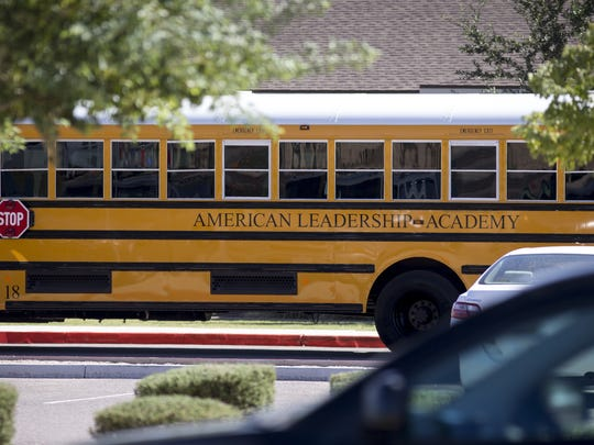 American Leadership is among the few charter organizations that provides students with transportation. But it had one of the highest bus-inspection failure rates in 2015 in Maricopa County and the state for public schools.
