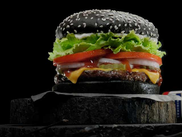 Burger King S Halloween Whopper Is Very Scary
