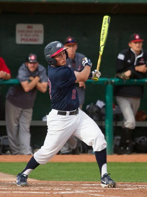 The Dixie State baseball team defeated rival California Baptist 14-5 Saturday night to advance to the West Region title game on Monday. A win would give the Trailblazers its first College World Series berth in program history.