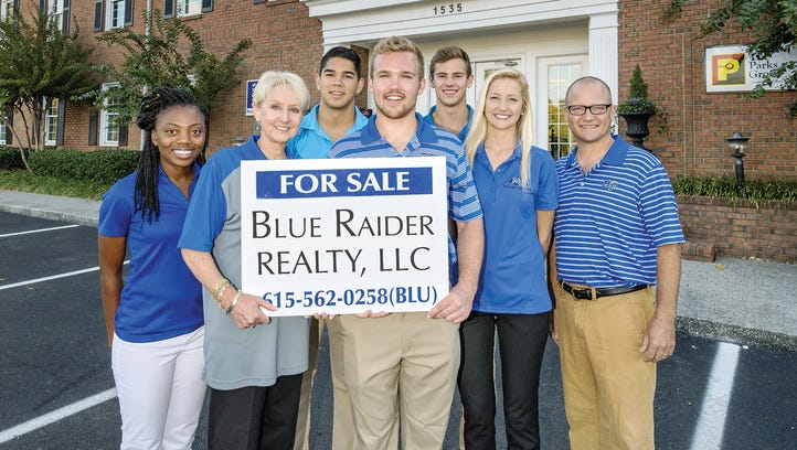 Blue Raider Realty offers MTSU students hands-on learning