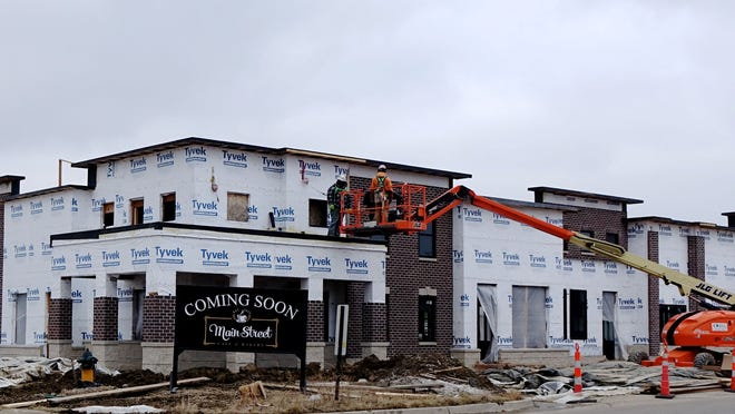 The Main Street Cafe and Bakery is scheduled to open soon at 2510 S.W. White Birch Drive in Ankeny.
