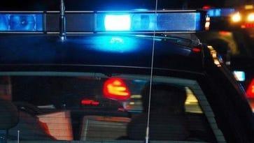 Police: Shotgun blast hits Staunton home