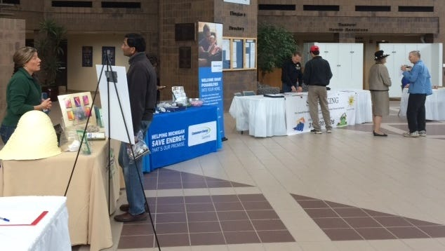 """Sustainable Novi hosts a free """"Sustainable Homes Open House"""" from 10 a.m. to 2 p.m. Saturday at the Novi Civic Center."""