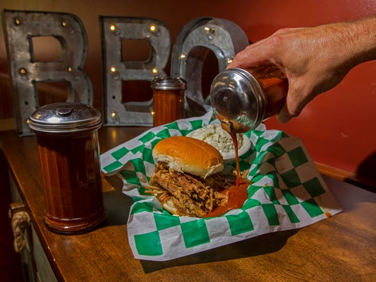 Hickory BBQ in Fort Myers recently changed owners. They produce a homemade hickory bbq sauce that has been a staple of the restaurant since the 1950's.