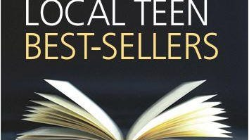 Local teen best-sellers