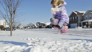 Will Evansville have a 'White Christmas?'