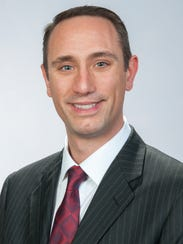 Dr. Bryan Gargano, associate chief medical officer,