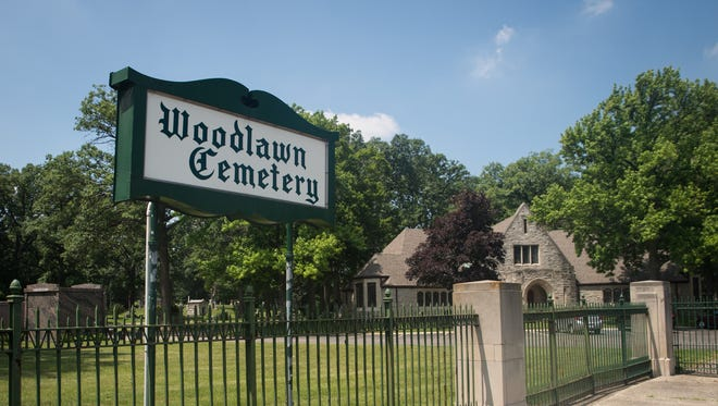Woodlawn Cemetery in Detroit is one of the 30 cemeteries in the proposed deal.