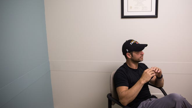 Chase Adams, a recovering addict, uses Suboxone to help combat his addiction. Overtime Adams has greatly decreased the amount of Suboxone he needs. Both he and his doctor believe that it has been a huge asset to overcoming stronger drugs.