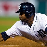 Detroit Tigers center fielder Rajai Davis.