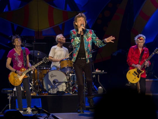 Rolling Stones fan Jim Pietryga, who is coming to Desert