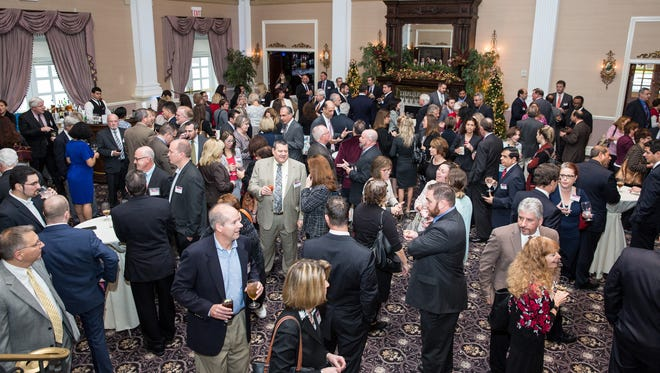 The Somerset County Business Partnership Annual Meeting, the largest business gathering in Somerset County, is scheduled for Dec. 12 at the Palace in Somerset in Franklin.