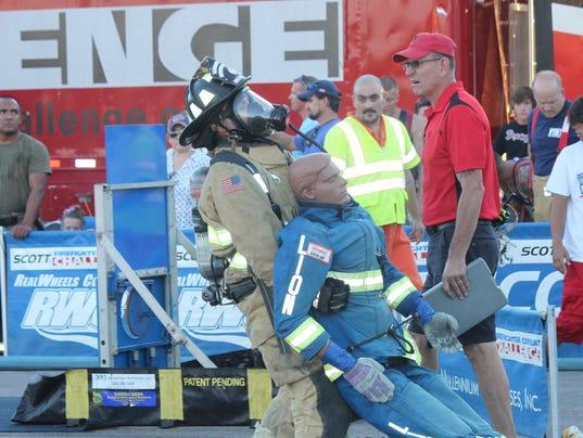 2015 Firefighter Combat Challenge