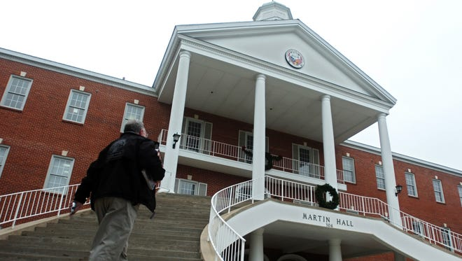 Officials said the University of Louisiana at Lafayette could lose more than $7 million in mid-year budget cuts.