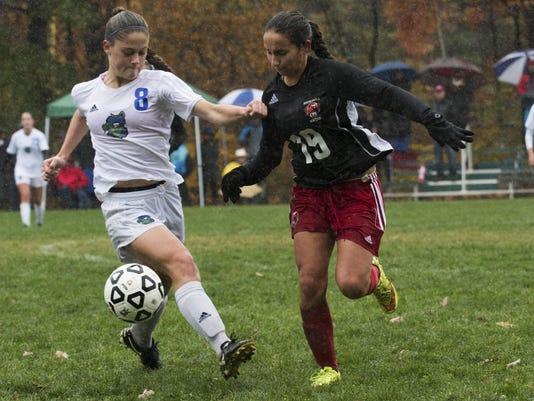 CVU vs. Colchester Girls Soccer 10/22/16