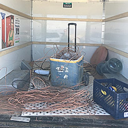 Coachella couple allegedly linked to string of copper wire thefts
