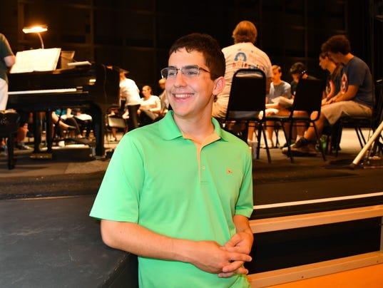 Daniel Perkins Autism Awareness