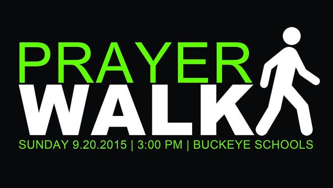 The Deville/Buckeye community will hold its 3rd annual Prayer Rally on Sunday at 3 p.m.