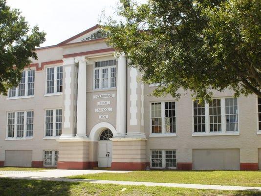 Old Melbourne high school