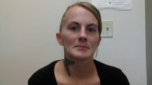 The Licking County Adult Court Services Department is actively searching for Janet Dean, pictured, who is wanted on theft and burglary charges.