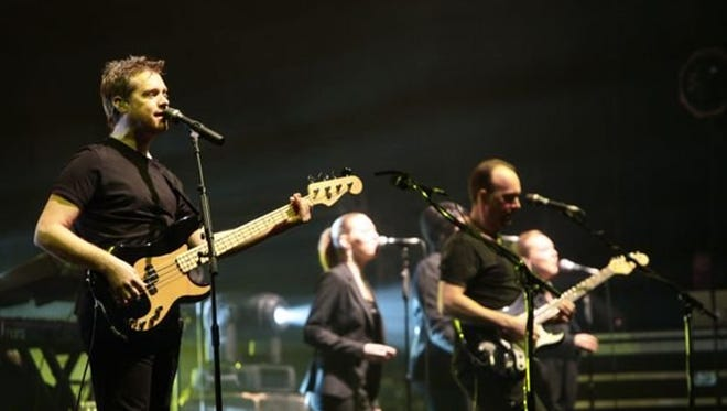 Brit Floyd is performing Tuesday at the Saenger Theatre.