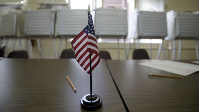 Voting precinct.