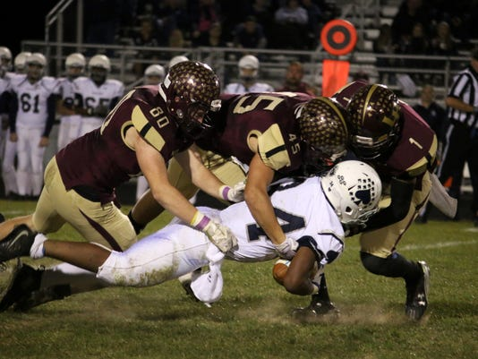 02 Licking Heights 41, Granville 7