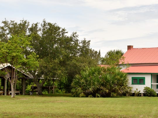 The Laura Riding Jackson home has been designated as one of Florida's 11 to Save in 2017 by the Florida Trust for Historic Preservation.