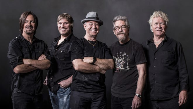 Creedence Clearwater Revisited plays Lawrenceburg Event Center on Friday.