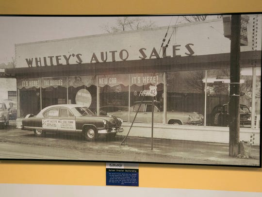 Whitey's/Mansfield Motor Group has been serving the