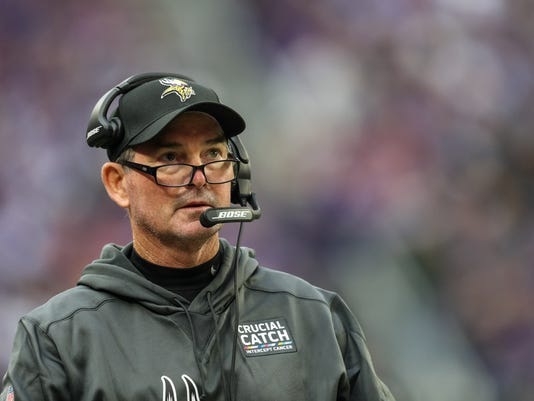 Bobby Petrino Firing Evokes Mike Zimmer's 'gutless Expletive' Quote Stunning Vikings Wallpaper Quotes