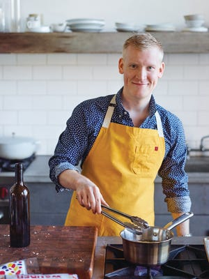 Justin Chapple of Food & Wine has written a new cookbook with all sorts of tips, tricks and kitchen hacks.