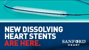 Heart Stents at Sanford Heart