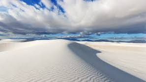 White Sands National Monument is being proposed as a national park.