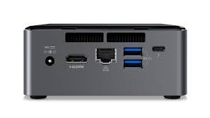 Intel's mini PC known as NUC