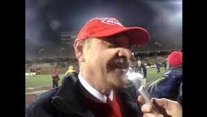 Belfry football coach Philip Haywood