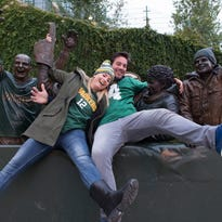 D'Amato: Packers fans far from home