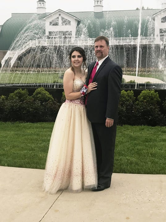 Grieving Father Son Prom